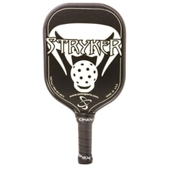 Stryker Composite paddle, with the unique serpent design