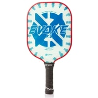 Composite Evoke XL Paddle featuring Onix Superior Tacky grip, available in several great colors
