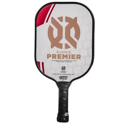 Composite Evoke Premier Paddle from Onix Sports, available in two colors