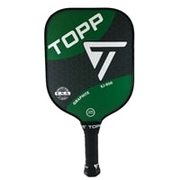 XJ-900 Graphite Widebody Paddle by TOPP, choose from blue, green, purple, red or yellow