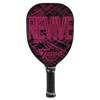 REVIVE Graphite Paddle by TOPP, choose from several colors.
