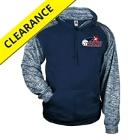 Sport Sweatshirt with USAPA logo for Men and Women. Sizes S-3XL. Navy