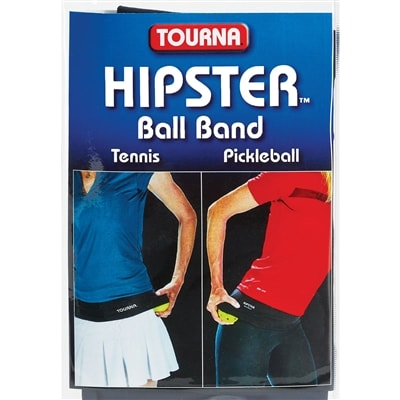 Hipster Ball Band, holds several pickleballs. Choose from S, M, L or XL