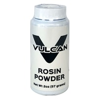 Rosin powder in a convenient shaker