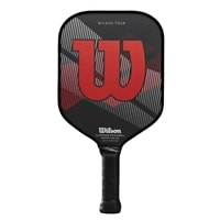 Wilson Tour Paddle, middle weight with a versatile medium grip.