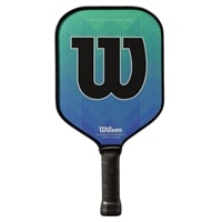 Wilson Energy Pro Paddle,  choose from green or red color options