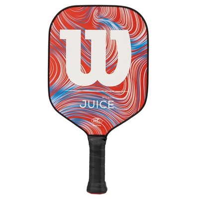 Wilson Juice Paddle, widebody, middleweight with a thin grip.
