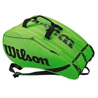 Rak Pak Pickleball Paddle Bag from Wilson, choose from red or green