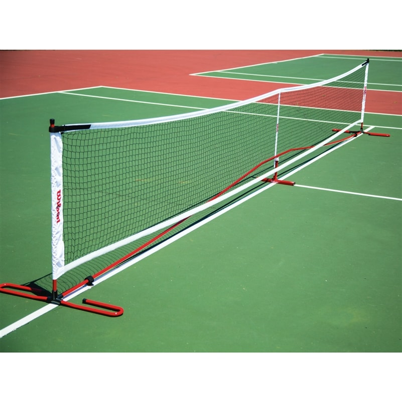 Wilson Portable Pickleball Net System Wrr220000 Free Shipping On Usa Orders