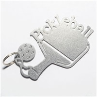 PIckleball Keychain, choose from two options