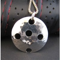 Pickleball Big Ball Pendant-chain not included