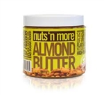 natural high protein almond butter from nuts 'n more