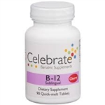 b-12 sublingual from celebrate