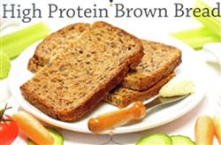 high protein brown bread from proti-lean