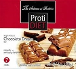chocolate dream bar from protidiet