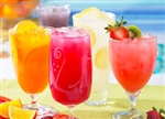 healthy diet delicious fruit drinks