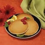 hot cakes from balanced protein diet