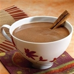 hot chocolate from healthy diet
