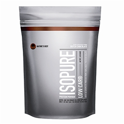 isopure zero carb 1 lb bag from nature's best