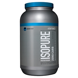 isopure zero carb from nature's best