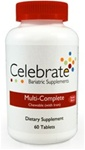 multi-complete chewable vitamin with iron from celebrate vitamins