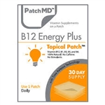 B12 energy plus topical patch from patchmd