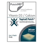 vitamin d3 / calcium patch from patchmd