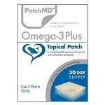 omega-3 plus topical patches from patchmd