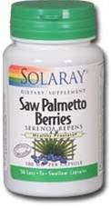 saw palmetto berries from solaray