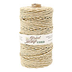 Global Hemp Natural 170# Test Waxed Hemp Twine