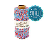 Global Hemp Democracy 20# Test Waxed Hemp Twine
