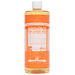 Dr. Bronner's Tea Tree Liquid Hemp Soap