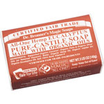 Dr. Bronner's Eucalyptus Hemp Bar Soap