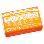 Dr. Bronner's Tea Tree Hemp Bar Soap