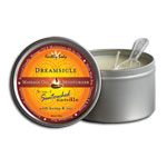 Earthly Body Dreamsicle Scented Soy and Hemp Body Candle