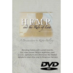 Hemp and the Rule of Law - DVD
