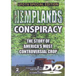 Hemplands Conspiracy & The Hempire Strikes Back - 2 DVD Set