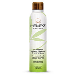 Hempz Sunless Professional Airbrush Bronzing Spray - 7 oz