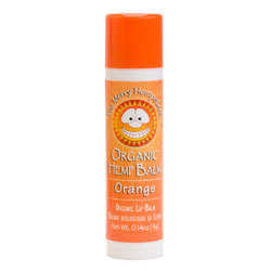 The Merry Hempsters Mandarin Orange Hemp Lip Balm