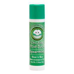 The Merry Hempsters Spearmint Hemp Lip Balm