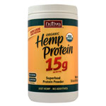 Nutiva Organic 50% Hemp Protein Powder - 16 oz