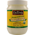 Nutiva Organic Extra Virgin Coconut Oil - 29 fl oz