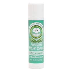 The Merry Hempsters Spearmint Vegan Hemp Lip Balm