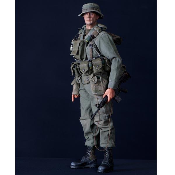 Monkey Depot - Boxed Figure: ACE US Vietnam ERA MAC V SOG