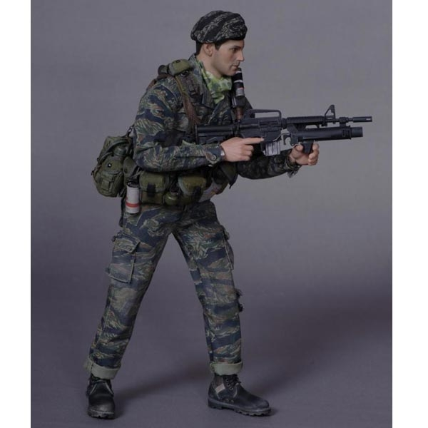 Monkey Depot Boxed Figure Ace Us Navy Seals Team 1