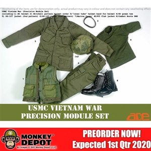 Uniform Set: USMC Vietnam War (Precision Module Set) (13038)