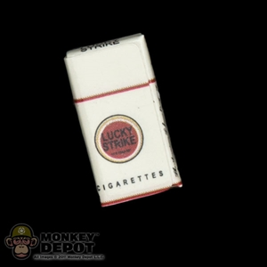 Smokes: Ace Lucky Strikes Pack Of Cigarettes