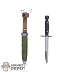Knife: Ace M3 Bayonet w/Sheath