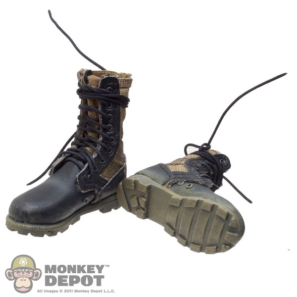 Monkey Depot - Boots  ACE US DMS Spike Protective DMS Panama Sole (Aged) 80e7304cddb
