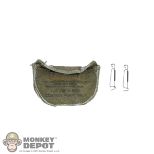 Pouch: Ace XM28 Mask Waterproof Carrier